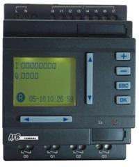 AC Powered, 12 I/O APB Controller, with  HMI