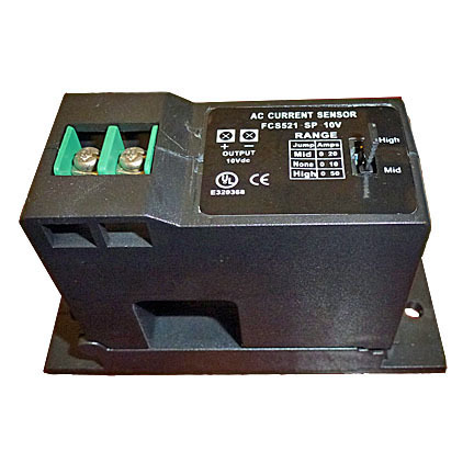 Current Transducer, 0 to 10A/20A/50A,0~10V