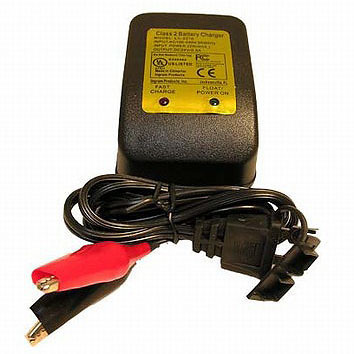 Charger, 24VDC, 0.5A