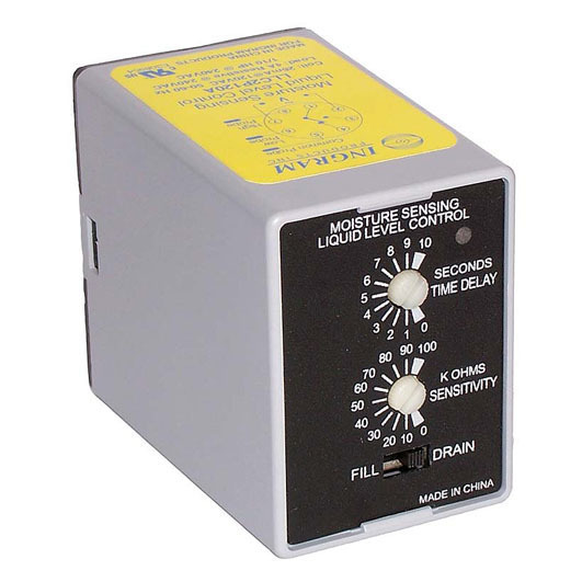 24 VAC Multi-function Liquid Level Control Relay