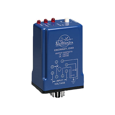 Liquid Level Control Relay - LL Series