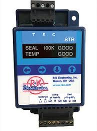 Digital Seal & TempStat Relay - Surface/Sub-Panel